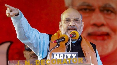 CAA won't be withdrawn despite protests, JNU students chanting anti-national slogans will be jailed: Amit Shah