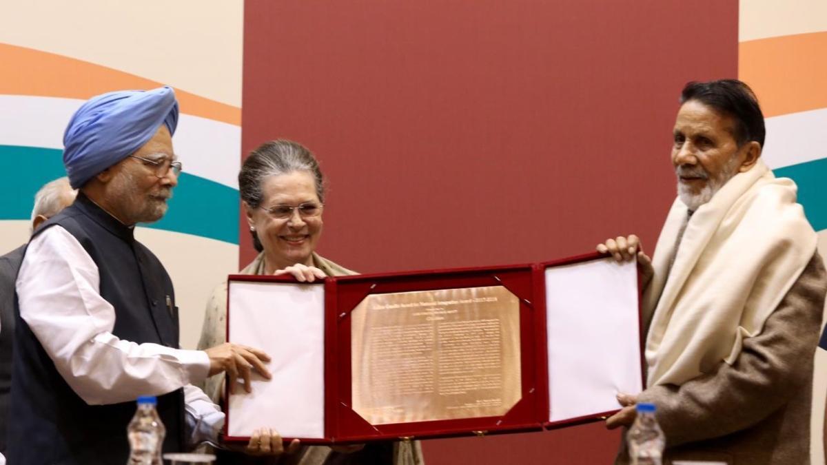 Indira Gandhi award: A skewed vision of history is being imposed, says Congress president Sonia Gandhi