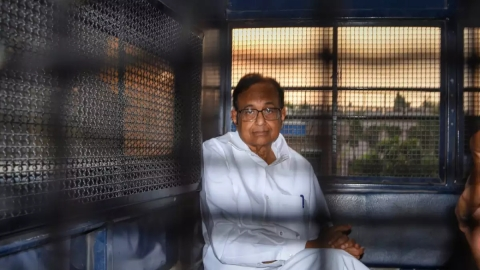 Chidambaram taken to AIIMS, discharged after treatment