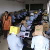 Bizarre! Karnataka students made to wear cartons to avoid copying