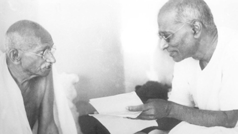 Gandhi and Rajaji shared special bonds as master and pupil, friends and as relatives