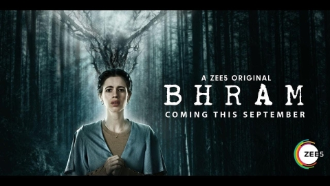 Kalki's eerie performance is the only saving grace in 'Bhram'