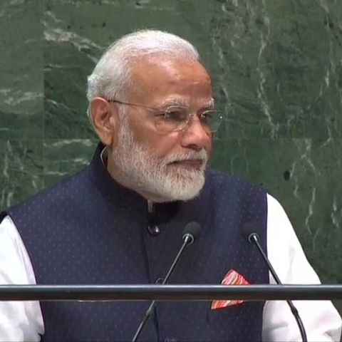PM Modi at UNGA