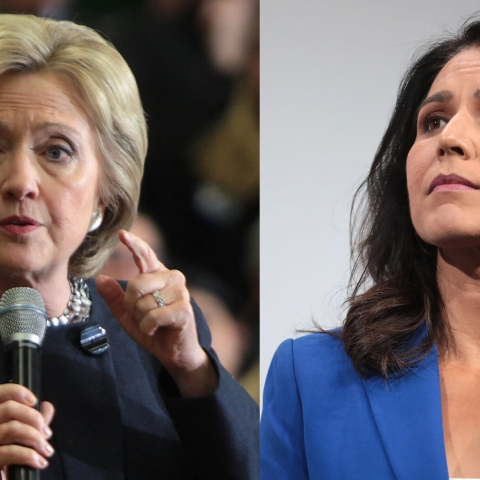 LIVE News Updates: Tulsi Gabbard calls Hillary Clinton 'queen of warmongers' over Russia remarks