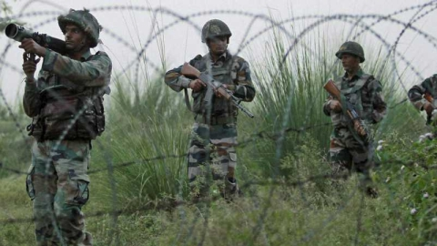 Army destroys 4 terror launch pads in PoK in retaliatory attack