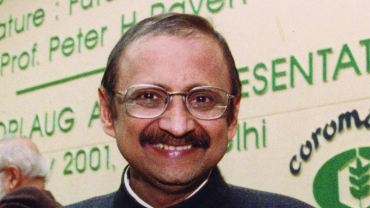 Remembering Anil Agarwal : The visionary environmentalist who predicted our future