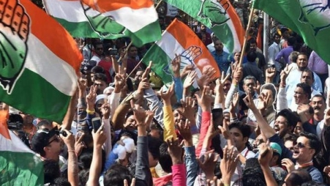 Congress dominates Rajasthan urban bodies; wins 961 wards, BJP gets 737