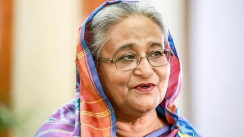 Bangladesh PM Hasina to watch maiden Indo-Bangladesh day-night Test, Runa Laila to sing before the toss