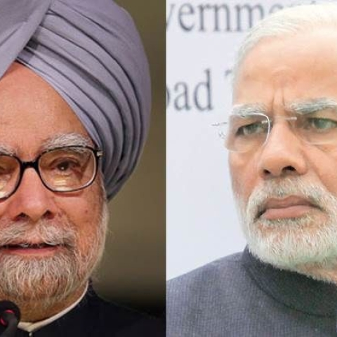 Stop suspecting everyone:  Manmohan Singh's advice to PM Modi