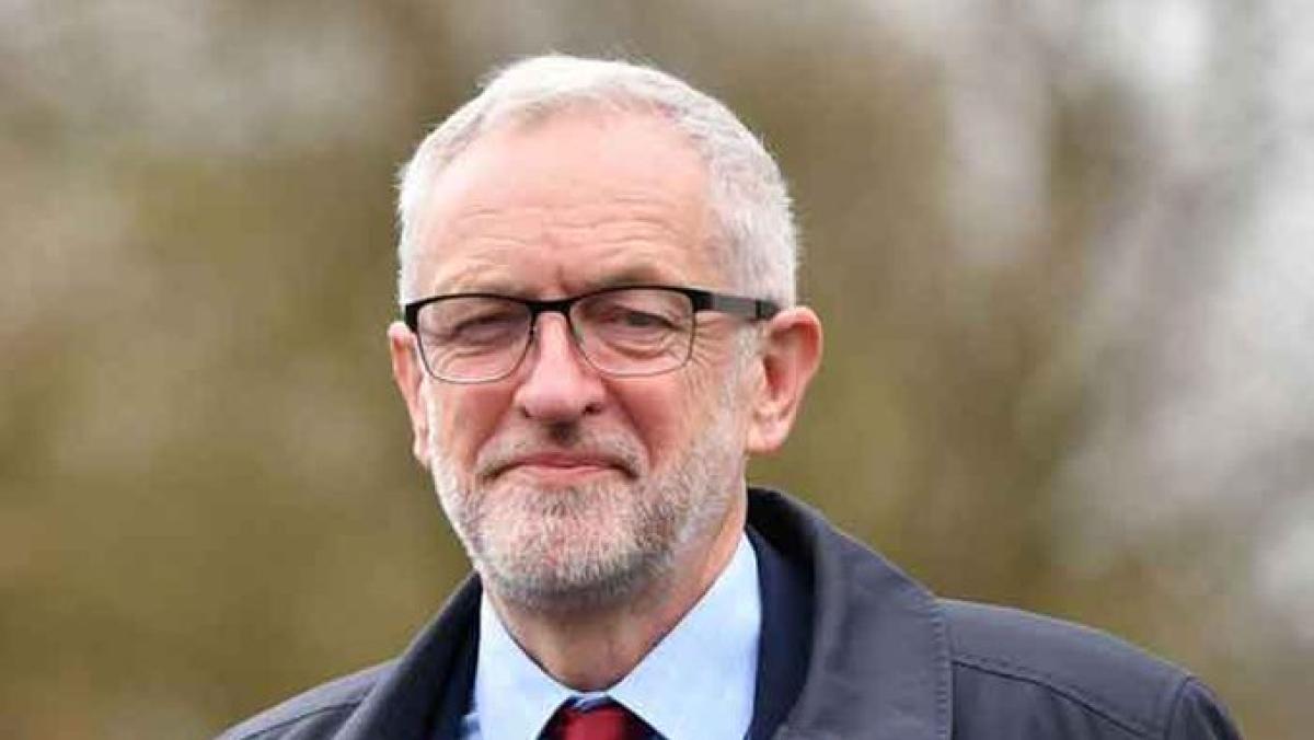Labour Party leader Jeremy Corbyn (Twitter)