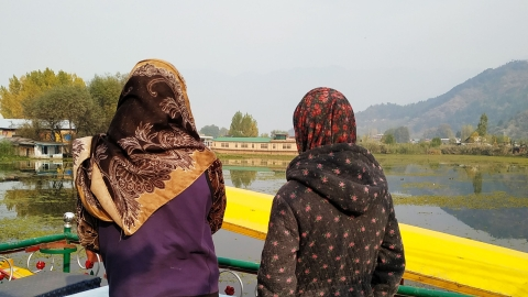 Srinagar's iconic houseboats face a harsh winter and a bleak future