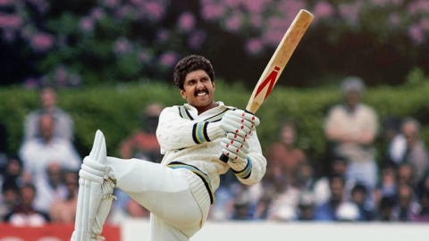 Hats off Ranveer: Kapil Dev on actor's Natraj shot for '83'