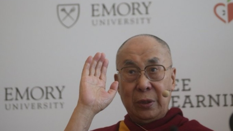 World needs India's traditions of non-violence, compassion: Dalai Lama