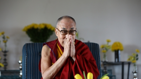 'Tibetans will never accept a Dalai Lama chosen by China'