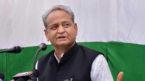 BJP's BP shoots up when Nehru is mentioned: Ashok Gehlot
