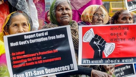 CJI under RTI Act: SC to pronounce verdict on Wednesday