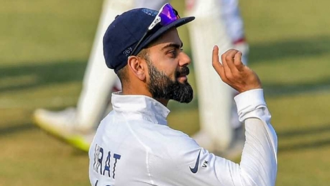 Kohli becomes fastest to 5000 Test runs as captain