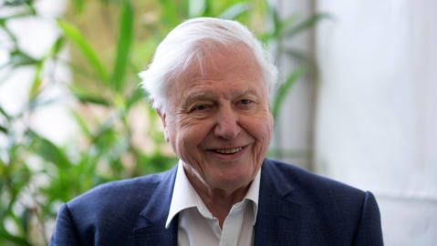 BBC presenter David Attenborough awarded Indira Gandhi Prize for Peace, Disarmament and Development