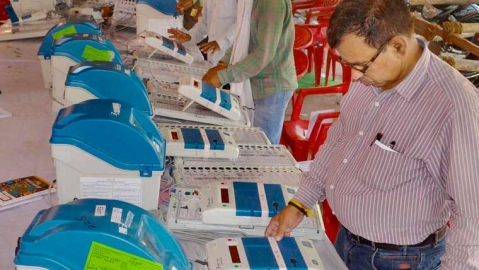 ADR files petition in Supreme Court on mismatch in EVM data