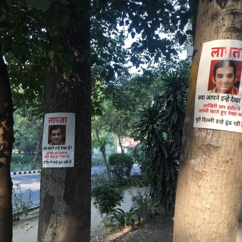 LIVE News Updates: Missing posters of BJP MP and former cricketer Gautam Gambhir seen in ITO area