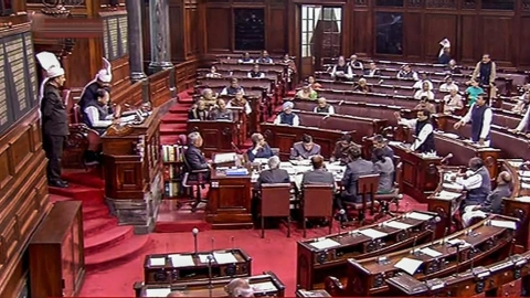 Parliament LIVE: SPG amendment bill passed in Rajya Sabha, Congress leaders stage walkout