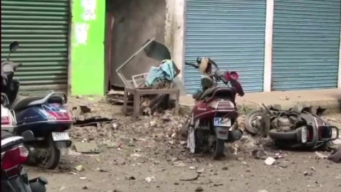 Five cops, one civilian injured in Imphal IED blast