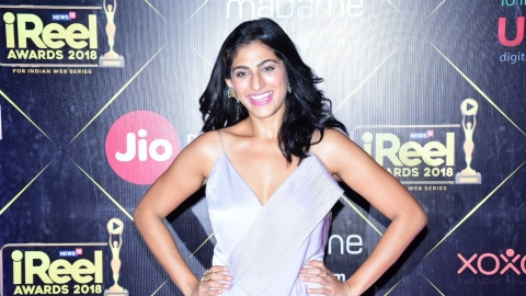 Kubbra Sait makes debut as voice artiste