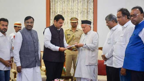 LIVE News Updates: Maharashtra Guv invites BJP to form government
