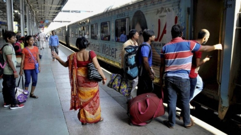 Modi govt's New Year gift: Train passenger fares hiked