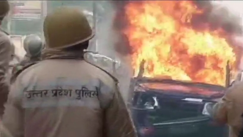 Anti-CAA protests: Violence hits fresh areas in Uttar Pradesh