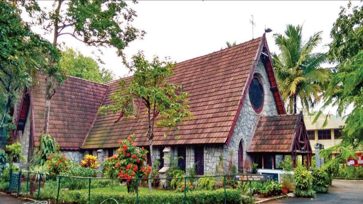 End of road for 150-yr-old Bangalore Church?