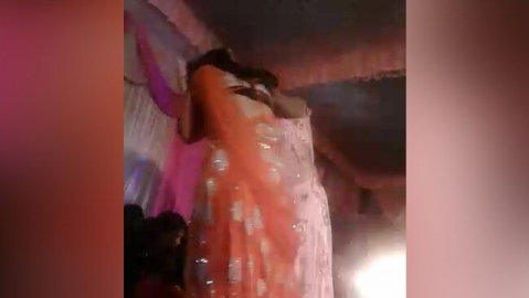 WATCH: Woman shot in face after she stopped dancing at a wedding in Uttar Pradesh