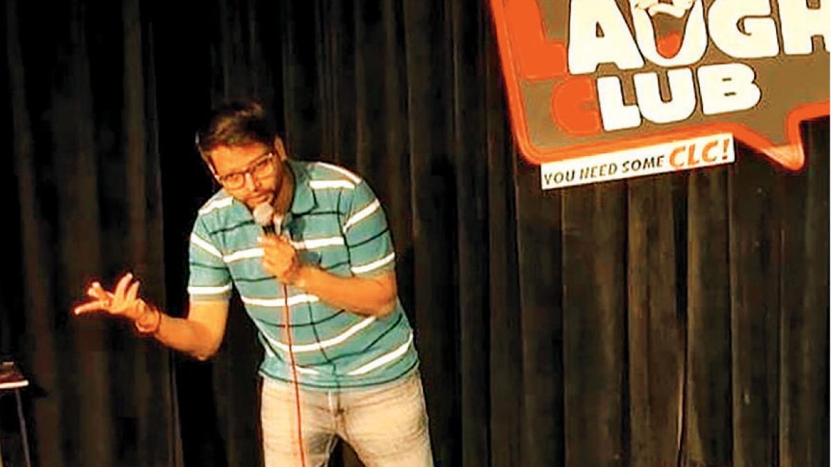 In Kolkata, talking heads and funny bones