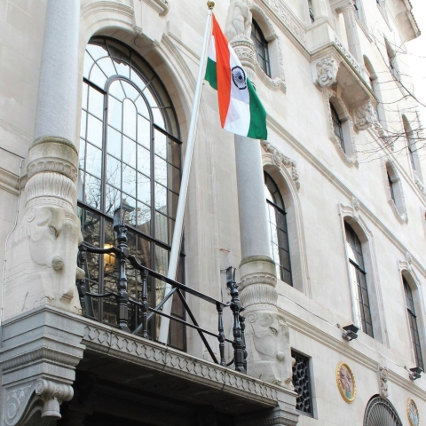 Indian High Commission in London