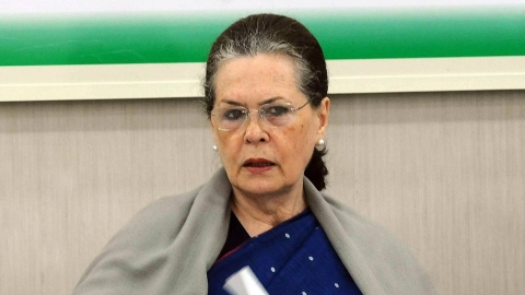 Modi, Shah misled people on CAA, NRC, says Sonia Gandhi