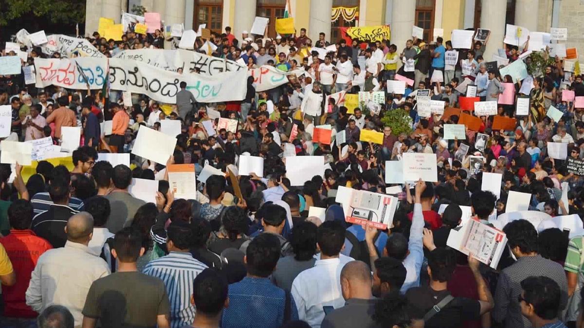 Bengaluru: 35 groups plan anti-CAA protest on Monday; police say no ban
