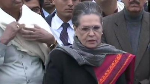 Congress committed to defend the Constitution of India: Sonia Gandhi