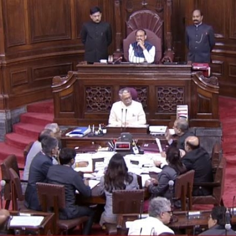 Rajya Sabha passes Citizenship Amendment Bill amid stiff opposition