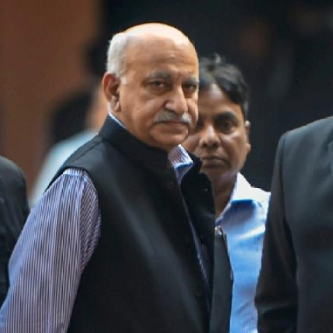 LIVE News Updates: #MeToo: Woman journalist deposes against MJ Akbar as witness