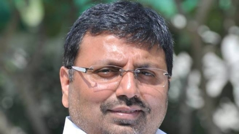 BJP MP Nishikant Dubey (IANS Photo)
