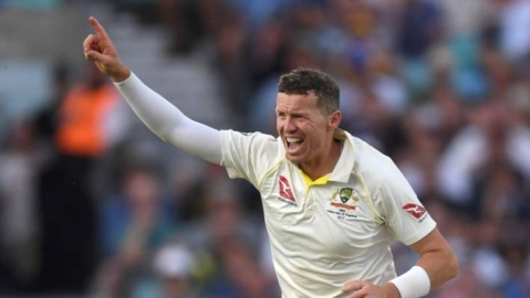 Australia's Peter Siddle announces international retirement