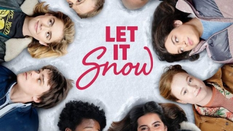 'Let It Snow': Watch it with coffee