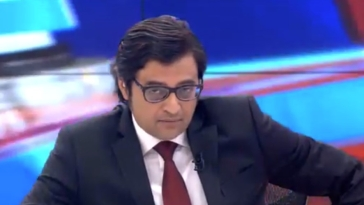 Twitterati take jibe at Arnab Goswami for being elected as the president of NBF