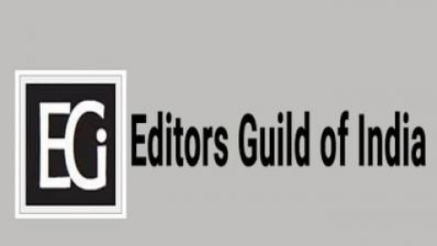 Police violence on journalists 'throttles' voice of democracy: Editors Guild