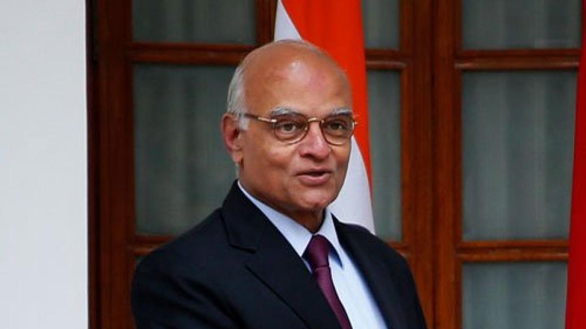 Former Foreign Secretary Shivshankar Menon (File Photo)