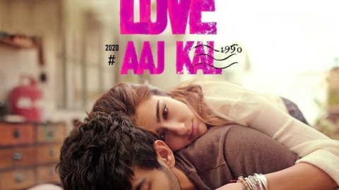 'Love Aaj Kal' looks like a step up for Kartik and a step down for Imtiaz Ali