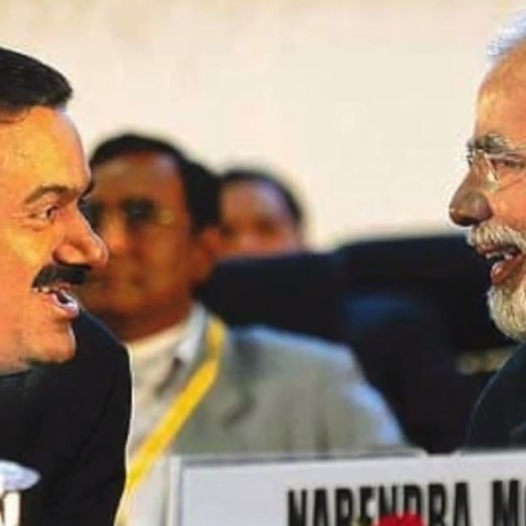 Modi tweaks rules to favour Adani in ₹45,000 crore submarine deal