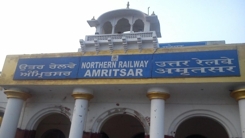 SAD, Akal Takht oppose saffron touch to Amritsar railway station