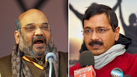 Delhi polls: BJP, AAP exposed of dirty politics and 'gun ki baat'