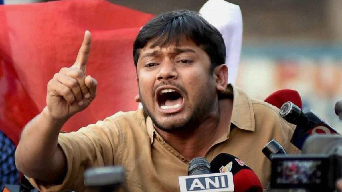 Amit Shah's 'tukde tukde gang' barb is a sign of his desperation: Kanhaiya Kumar